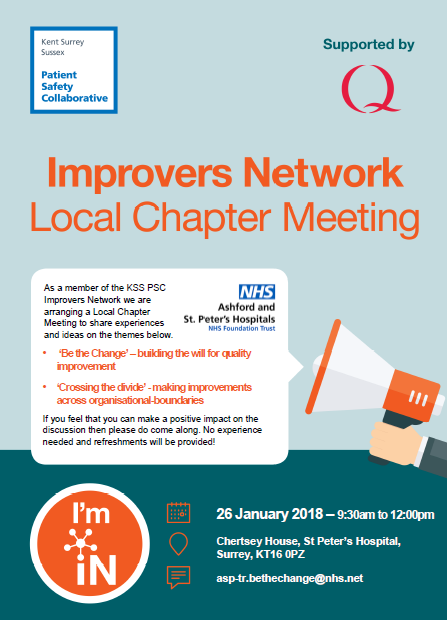Local Improvers Network Poster2