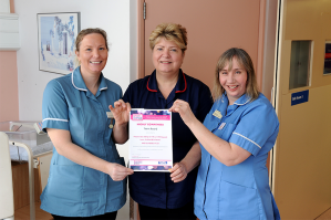 Success for our Infant Feeding Team